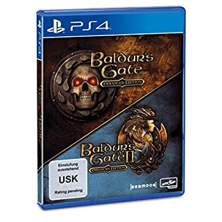 Baldur´s Gate Enhanced Edition - [Playstation 4]