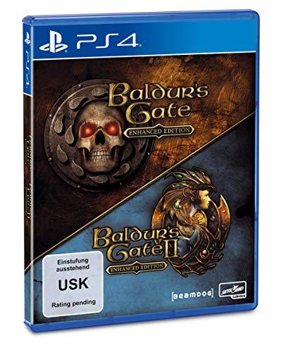 Baldur´s Gate Enhanced Edition - [Playstation 4]