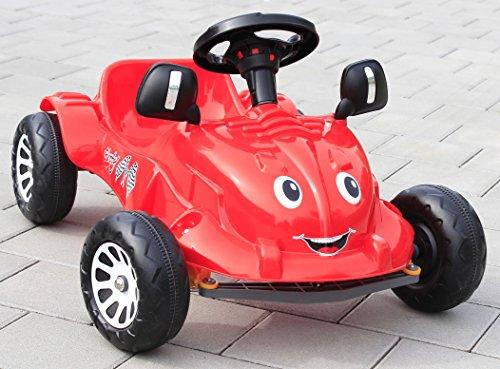 Tretfahrzeug tretauto herby car für kinder ab jahren in