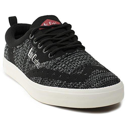 Lee Cooper Men's  Black Formal Shoes - 11 UK/India (45 EU) (LC3625)