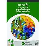 Reeves - Papel para acuarela (A3, 15 hojas)