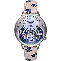 Women's quartz wristwatch Braccialini TUA 133/PP