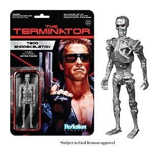 Funko–Terminator Endoskeleton Figura, 849803038564, 10cm 8