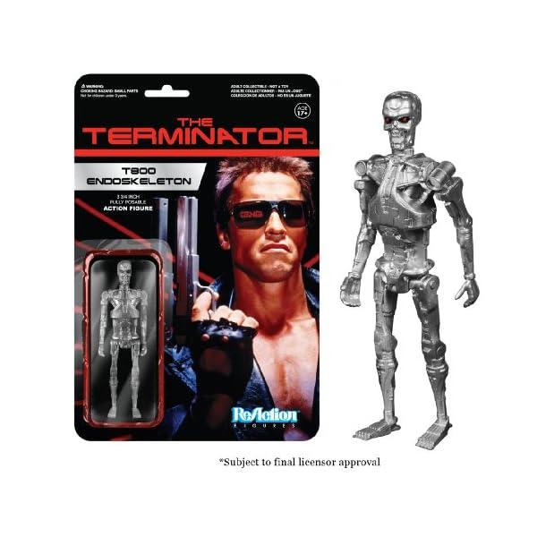 Funko–Terminator Endoskeleton Figura, 849803038564, 10cm 1