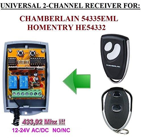 2-kanal universal Empfänger TR-220