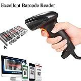 bc-101Handheld-Barcode-Scanner CCD Bild Motor USB-Kabel direkt mit für Windows Android Linux POS System