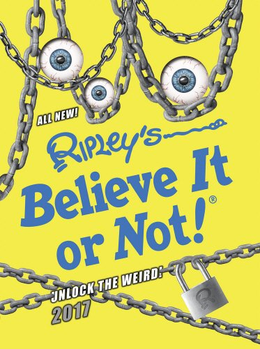 Ripley's Believe It or Not! 2017 (Annuals 2017)