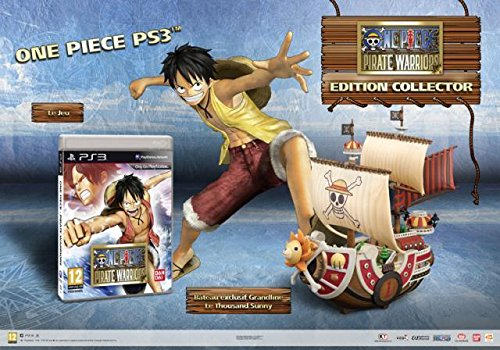 One Piece: Pirate Warriors - Collector's Edition (One Piece Pirate Warriors Ps3)
