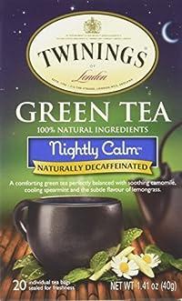 Twinings Nightly Calm Green Tea, 20 Tea Bags
