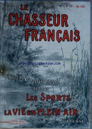 CHASSEUR FRANCAIS (LE) [No 434] du 01/05/1926 - APICULTURE - LÔÇÖEXTRACTION DU MIEL par Collectif