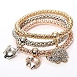 - 51Sjd 2BWdthL - New Fashion Jewelry Classic 925 Sytle Women solid Silver Jewelry bracelet + velvet pouch