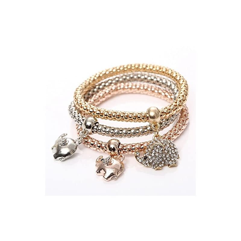 New Fashion Jewelry Classic 925 Sytle Women solid Silver Jewelry bracelet + velvet pouch