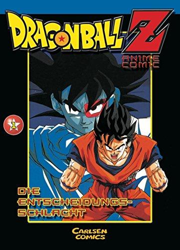 Dragon Ball Z, Bd.1, Die Entscheidungsschlacht