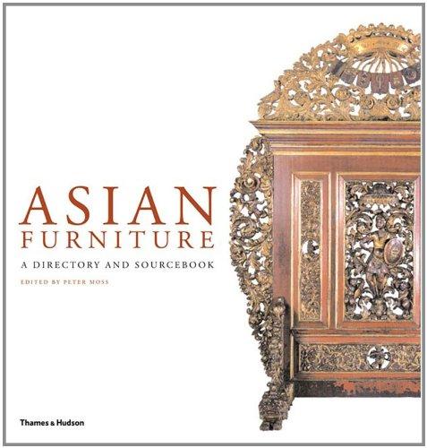 Preisvergleich Produktbild Asian Furniture: A Directory and Sourcebook