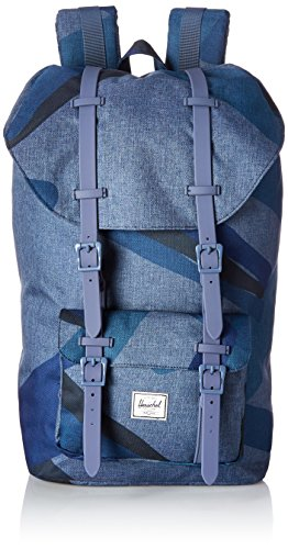 Little America Backpack Navy Portl