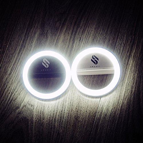 smaart® Selfie Ring-Licht für alle Handys