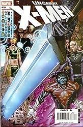 (B006QBQ6MS) Uncanny X-Men Vol. 1 # 479