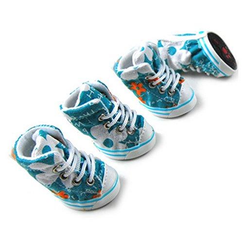 selmai-spitze-bis-bedruckte-leinwand-sneakers-sportlich-hund-schuhe-rutschfeste-sohle-fur-kleine-hun