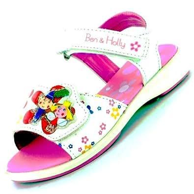 Ben and Holly Little Kingdom Flowers Girls Sandals (7 UK Infant)