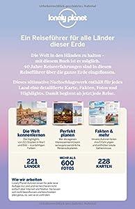 Lonely Planet Reiseführer Die Welt: Ein Reiseführer für alle Länder dieser Erde (Lonely Planet Reiseführer Deutsch)