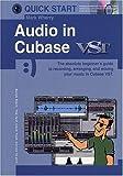 Quick Start Audio In Cubase Vst