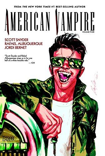 American Vampire - Volume 4 (Vertigo)