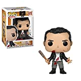 Funko Pop!- The Walking Dead Negan (Clean Shaven) Figura de Vinilo, (25206)