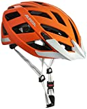ALPINA Radhelm Panoma City, orange matt reflectiv, 52-57 cm