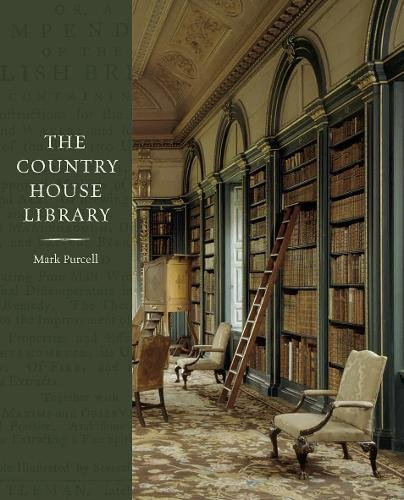 The Country House Library por Mark Purcell