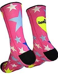 DeRocca Calcetines Estrellas (XS)