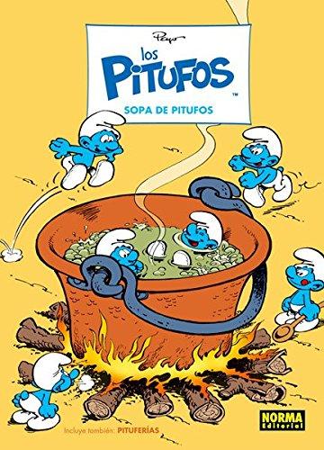 LOS PITUFOS 11. SOPA DE PITUFOS
