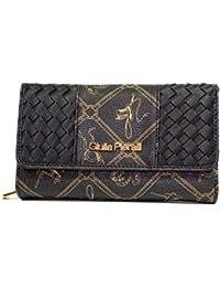 3faea0b6b2fab Halal-Wear Kleine Damen Geldbörse von Giulia Pieralli Portemonnaie  Umlaufender Reißverschluss mit Clippverschluss viele…