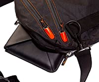 Ultimateaddons Black Sling Travel Bag for Samsung Galaxy Tab S2 8.0