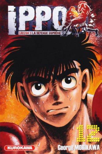 Ippo - Saison 3 - La défense suprême Vol.12 par MORIKAWA George