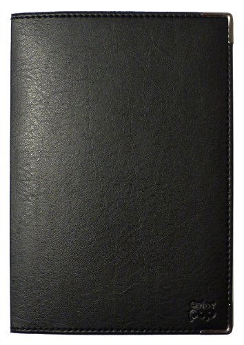 carrefour-550060-passport-covers-black-monotone