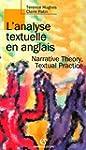 L'analyse textuelle en anglais - Narr...