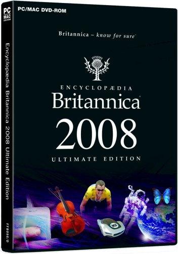 Encyclopaedia Britannica 2008 Ultimate Edition (PC DVD ROM) Test