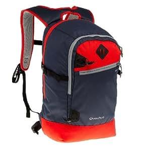 Quechua Escape-22-CL Backpacks (Blue/Red)