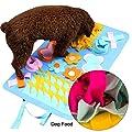 FREESOO Snuffle Mat for Dogs Pet Feeding Mat Training Mats Toys