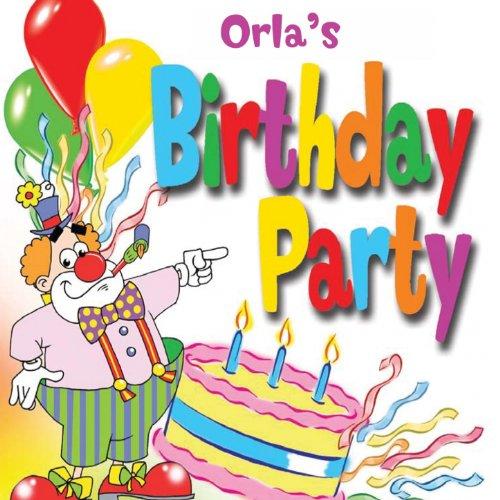 Orla's Birthday Party