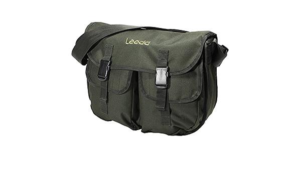 dunkelgr/ün Einheitsgr/ö/ße LEEDA Bag Rover Tasche