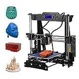 3D Drucker Kit, LESHP P802M 3D Printer Acryl Hochpräzise Selbstbauen Extruder