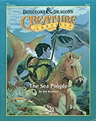 Pc3 the Sea People Accessory # (Dungeons and Dragons Accessory)