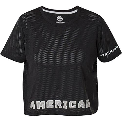American Fighters Little Things T-Shirt Femme Noir