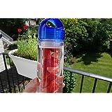 Egab Fruit Infuser Water Bottle / Gym Bottle Shaker / Sport Bottle