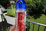 Egab Fruit Infuser Water Bottle / Gym Bottle Shaker / Sport Bottle