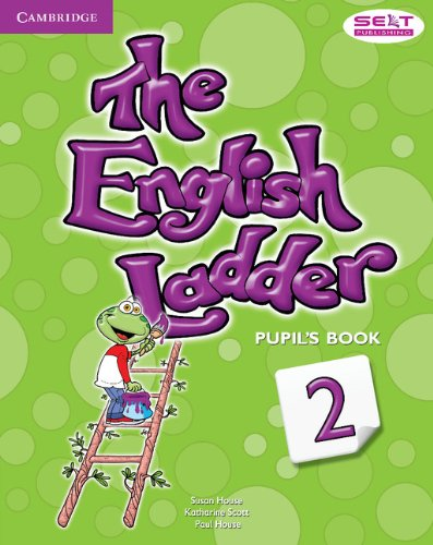 The English Ladder  2 Pupil's Book - 9781107400689