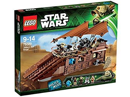 LEGO Star Wars 75020 - Jabba\'s Sail Barge