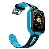 Cewaal Kids Smart Watch F60 Kids SIM Wristband GPS Tracker avec appareil photo tactile pour enfants enfants