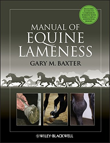 Manual of Equine Lameness